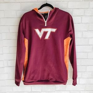 Virginia Tech Pullover Hoodie Size Youth XL
